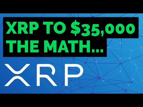 XRP Ripple, How It Could Reach $35,000 If ONE Thing Happens...