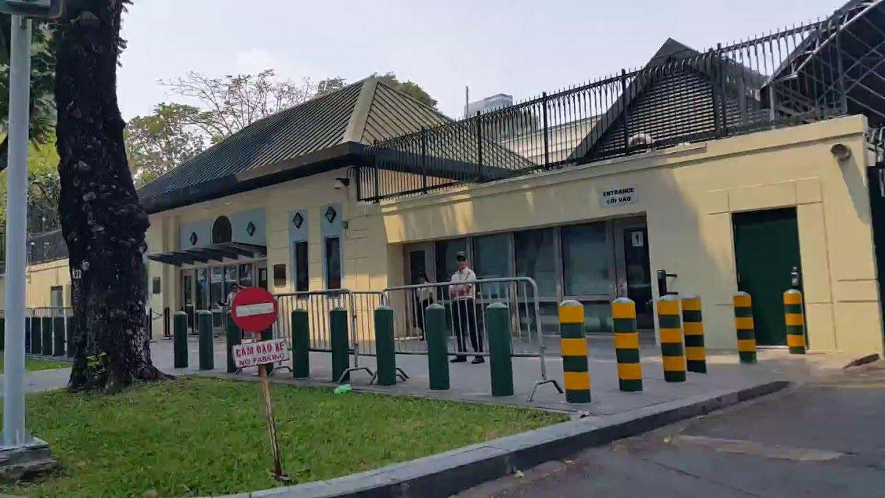 Lãnh sự quán Hoa Kỳ, Saigon US Embassy VietNam