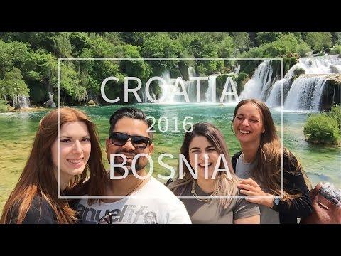 Croatia & Bosnia Herzegovina | Roadtrip May 2016 ( DJI Phantom 3 Pro / GoPro Hero 4 Black )