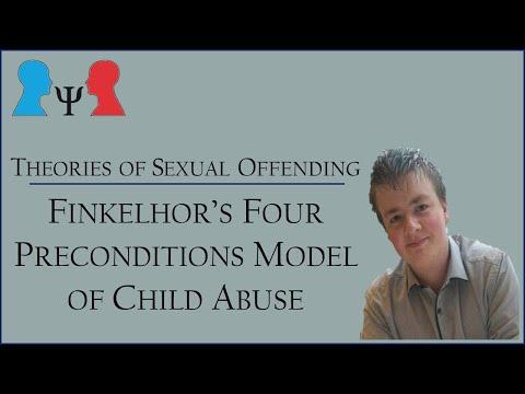 Finkelhor's Four Preconditions Model