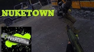 Nuketown 9 Kill Streak Paintball