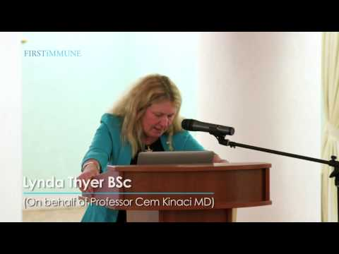 5th GcMAF Conference - 2017 Moscow - Autism - Lynda Thyer on behalf of Prof Kinaci MD