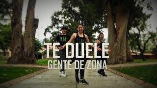 Te duele - Gente de Zona - Zumba - Flow Dance Fitness