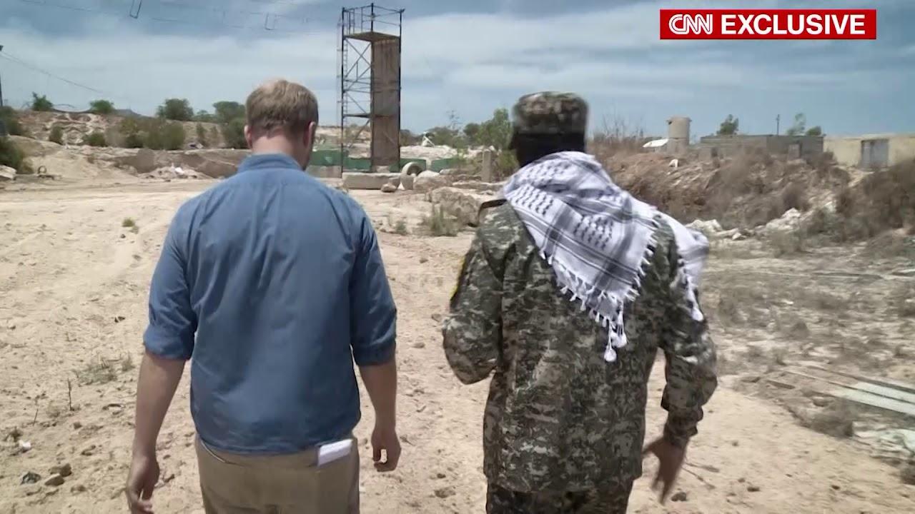 Download Inside underground tunnels in Gaza