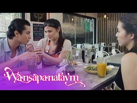 Wansapanataym: Annika asks Lara about her relationship with Jerome