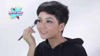VÌ SAO HOA HẬU H'HEN NIÊ LẠI SỢ SON ĐỎ? I Vietnam - Road to Miss Universe 2018