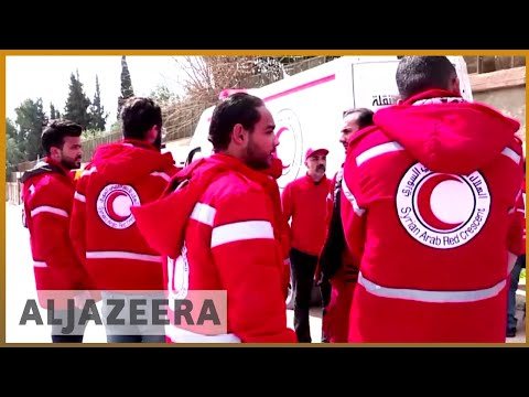 🇸🇾 Syria | Eastern Ghouta 'humanitarian pause' marred by more attacks | Al Jazeera English