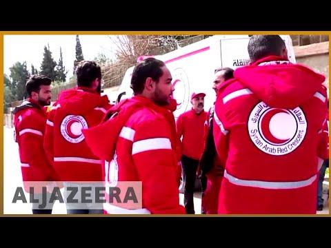 🇸🇾 Syria | Eastern Ghouta 'humanitarian pause' marred by more attacks | Al Jazeera English
