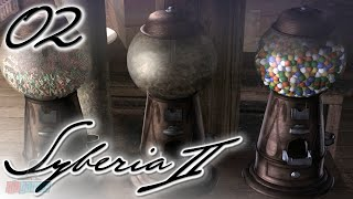 CANDY - Syberia 2 Part 2 | PC Game Walkthrough/Let