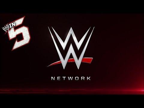 WWE in 5 - Week of January 6, 2014