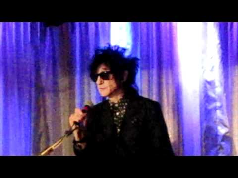 John Cooper Clarke SUB89 22.06.12 Lydia The Girl With the Itch through to Rotten Here In Gaol