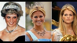Самые Красивые Королевы и Принцы в Истории! Диана тоже в этом списке