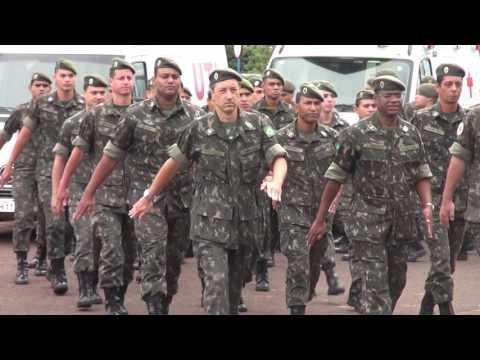 Видео Artigos militares campo grande ms