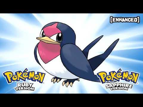 Pokémon Ruby/Sapphire/Emerald - Wild Pokémon Battle Theme [Enhanced]