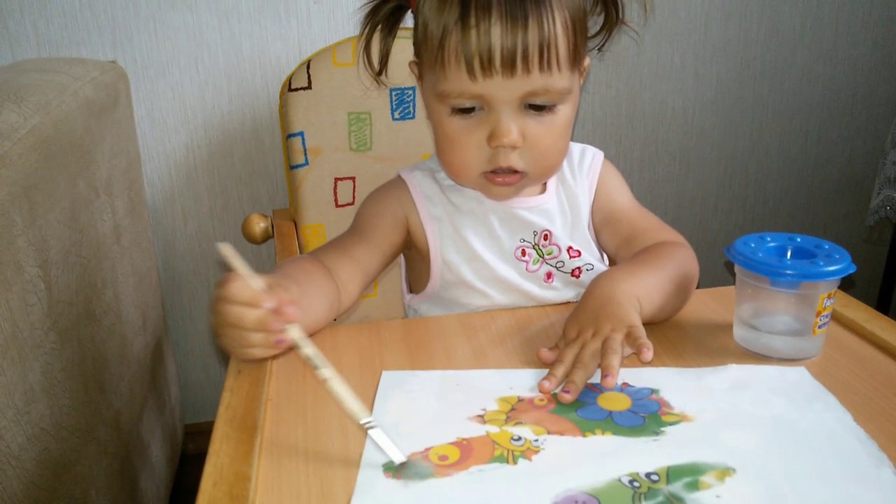 Многоразовые водные раскраски для детей Фикс Прайс Fix ...