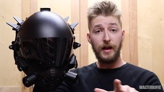 Venator Mark I Helmet - How To
