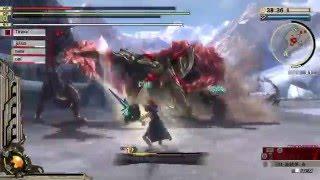 GOD EATER 2 RAGE BURST Blood rage mode