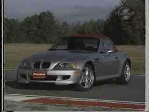 1998 BMW M Roadster MotorWeek review  YouTube