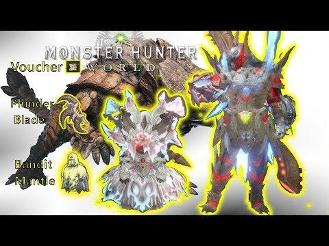 Monster Hunter: World | Barroth Wyvern Gem Farming Method (Tutorial Guide)