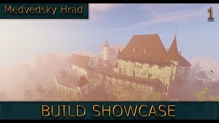 Minecraft Build Showcase 1: RedRanger_ - Medvedsky Hrad