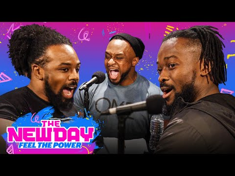 The New Day was almost a new Nation of Domination: The New Day: Feel the Power, Dec. 2, 2019