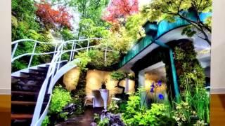 この動画は YouTube 動画エディタ(http://www.youtube.com/editor)で作成しました 池坊の華道教師をされていましたが、庭園を手がけるようになって...
