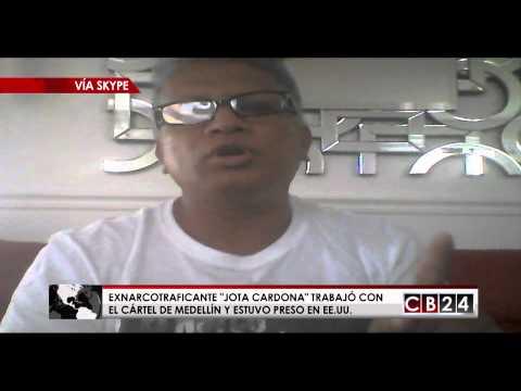 """Exnarcotraficante colombiano: """"A el Chapo Guzmán no le doy dos años de vida"""""""