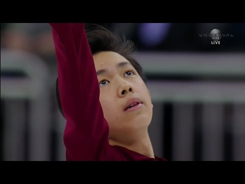 2017 US Nationals - Vincent Zhou SP Universal HD
