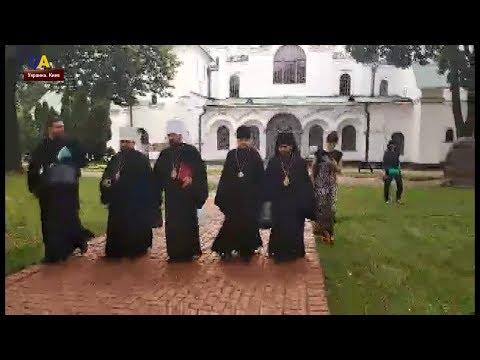 В Киеве прошел Священный синод Православной церкви Украины