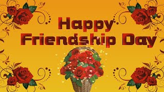 Happy Friendship Day 2020, Wishes, Whatsapp Video, Greetings, Animation, Messages, Quotes, Download