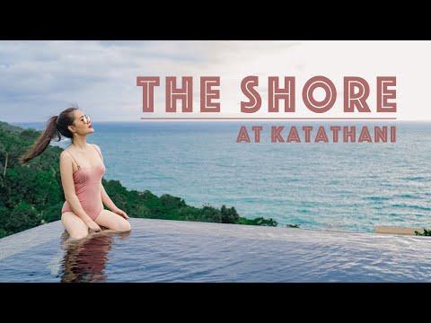 รีวิวที่พัก The Shore at katathani พูลวิลล่าวิวทะเลหรูวิวทะเล ห้องพักที่ดีที่สุดของรีสอร์ต