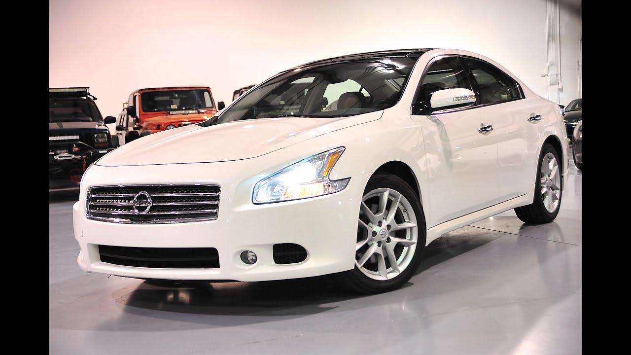 Davis AutoSports 2011 Nissan Maxima SV Premium / Loaded ...