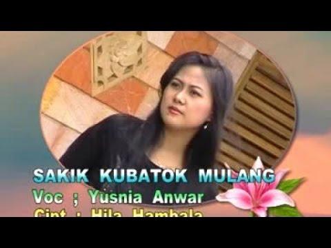 Yusnia Anwar - Sakik Kubatok Mulang - (The Best Dangdut Lampung)