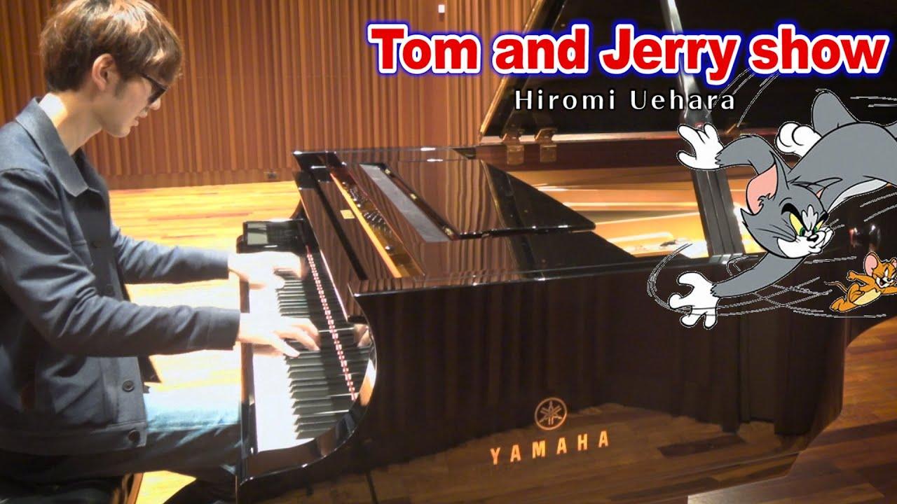 The Tom and Jerry Show - 最高級のYAMAHA CFXで弾いてみた  byよみぃ【ピアノ】