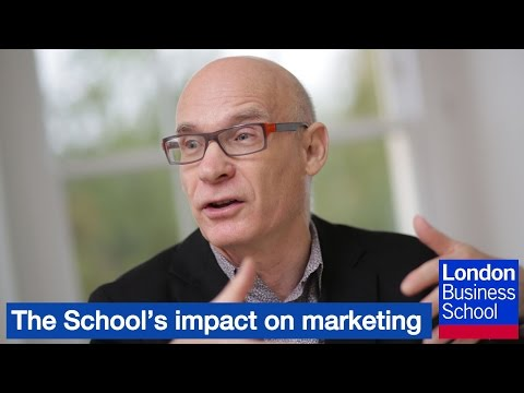 The impact of the School on Marketing | London Business School