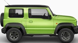 अब हुआ इंतजाम खत्म! खतरनाक लुक ओर शानदार फीचर्स के साथ Suzuki Jimny आ रही है धमाल मचाने !!