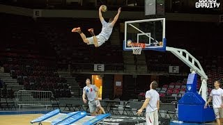 Lords of Gravity Amazing Basketball Dunks