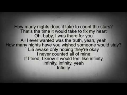 One Direction Infinity Lyric Video