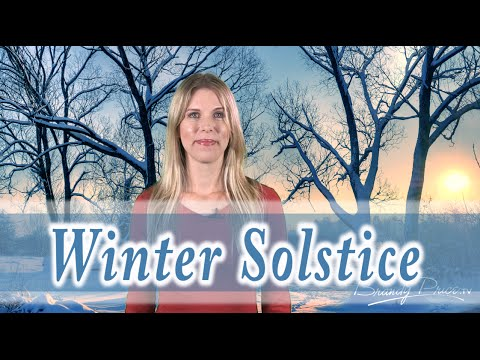 Winter Solstice Celebration Ideas