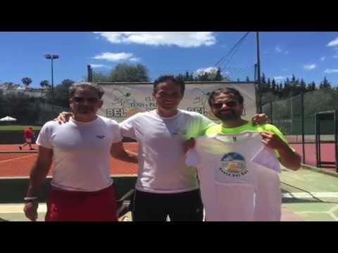 """Estepona Itf 3 - Maggio 2016 - VI Bel-Air ITF Seniors """"Costa del Sol"""""""