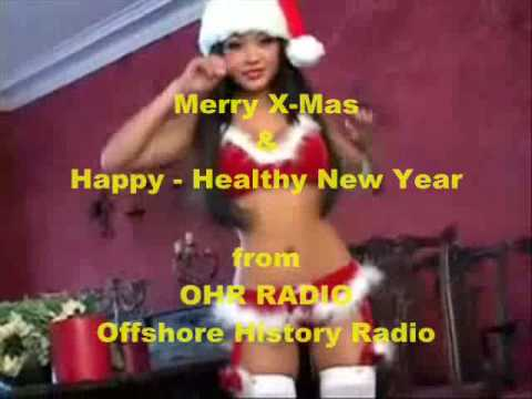 X-Mas Greets from OHR Radio ( Offshore History Radio )