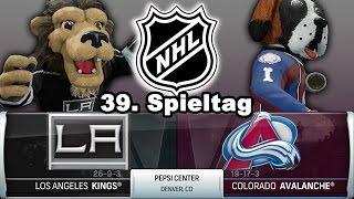 NATIONAL HOCKEY LEAGUE [NHL][60fps][Deutsch] #039 - Colorado Avalanche - Los Angeles Kings ★ NHL 16