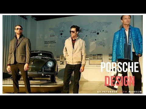 Porsche Design Fashion  | LA Fashion Week | Petersen Auto Museum | Sony a6500 | Zhiyun Crane