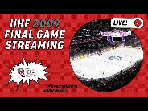 Historic #IIHFWorlds Finals: Russia vs. Canada 2009