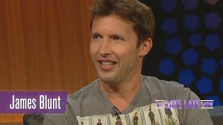 James Blunt performs Bonfire Heart   The Late Late Show