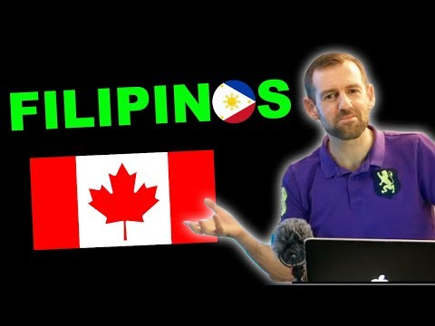FILIPINOS IN CANADA - Perfect Immigrants?