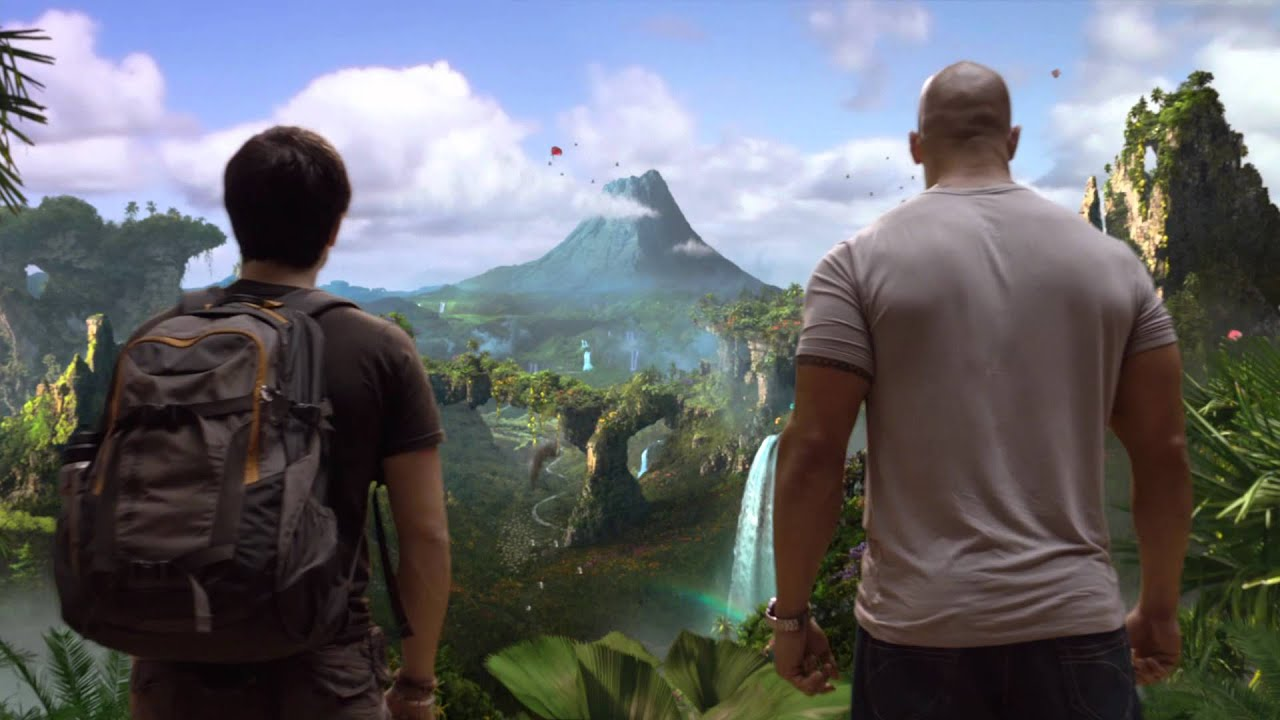 Journey  The Mysterious Island Trailer