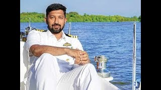 Abhilash Tomy rescued by French navy; injured his back and stranded in Indian ocean