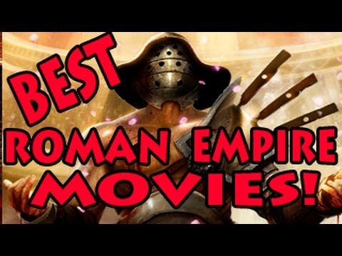 Best Movies of the Roman Empire!