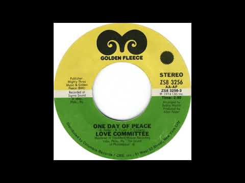 Love Committee - One Day Of Peace